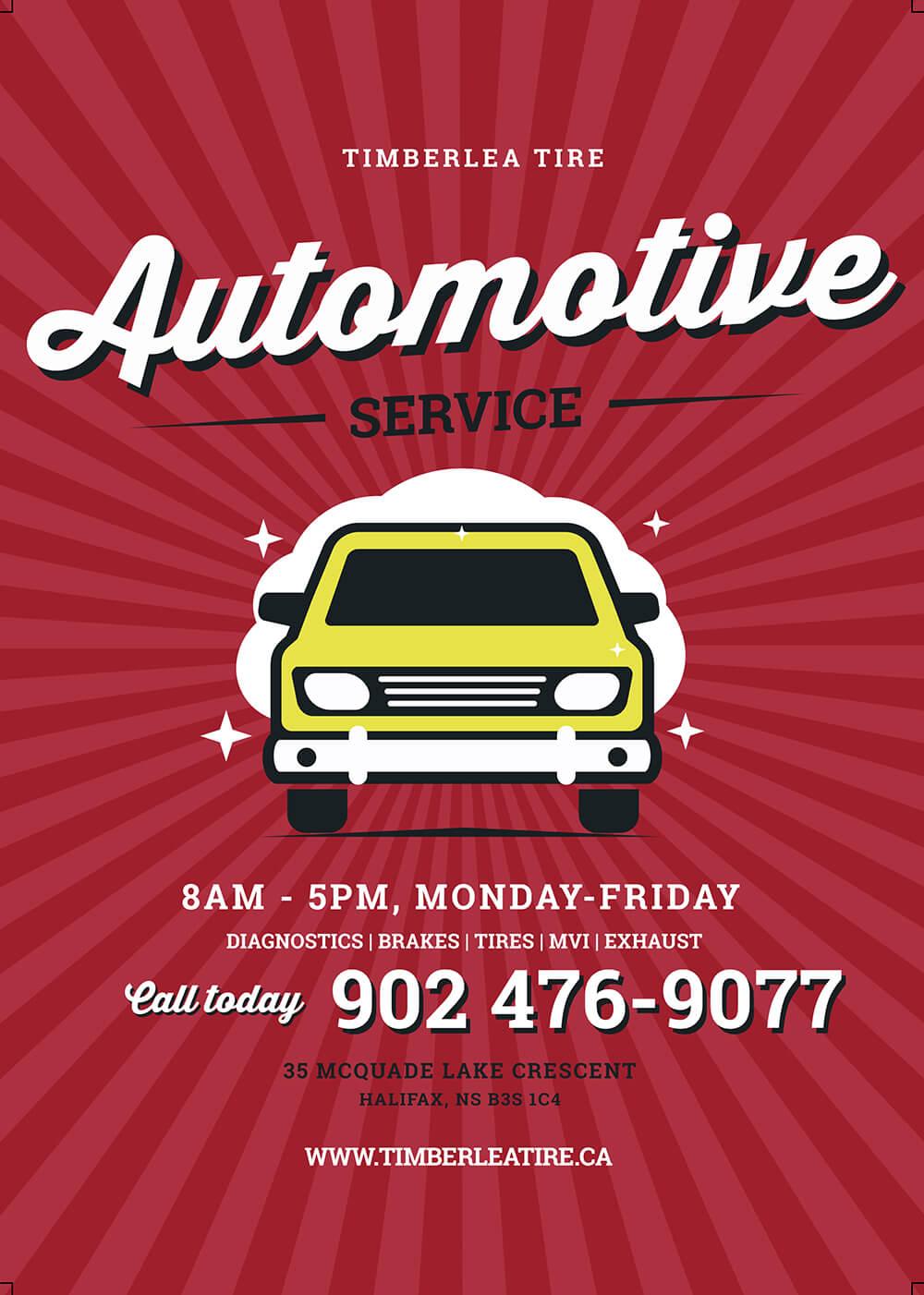 Diagnostics   Brakes   Tires   MVI   Exhaust. Call Today.